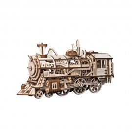 Puzzle 3D Locomotive